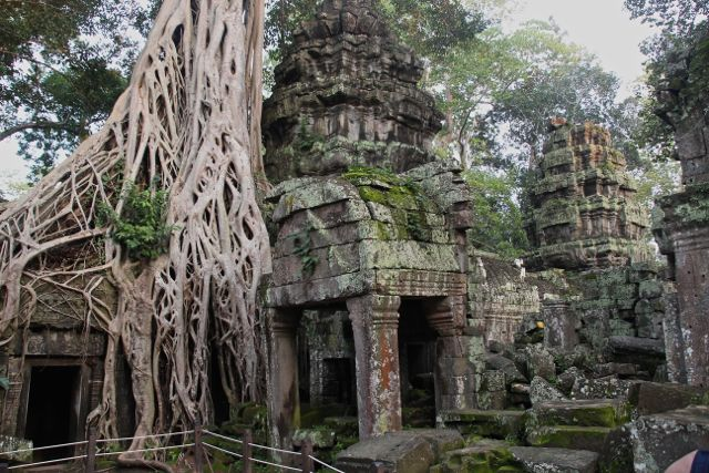 Cambodia – where, why and Wat!