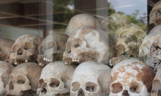 Khmer Rouge and the Killing Fields
