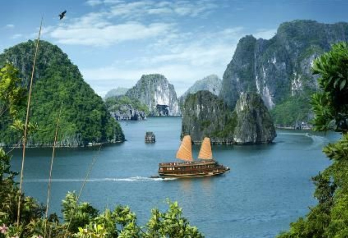 Hanoi, Halong Bay and having Phoung
